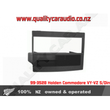 Pontiac GTO 2004-2006 and Holden Commodore VY-VZ S/Din Fitting Kit