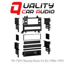 Metra 99-7501 Mazda Multi Fit Kit 1986-1995 with Easy Payments