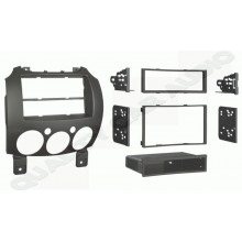 "Metra 99-7518B Mazda 2 / Demio 2007 on Fitting Kit for Single or Double Din Head Unit with ""EASY LayBy"""