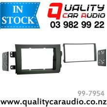 99-7954 Suzuki SX4 2007 - 2013 for Single or Double Din Size Facia Kits with Easy Layby