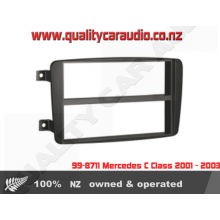 99-8711 Mercedes C Class 2001 - 2003 D/Din - Easy LayBy