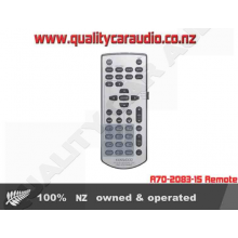 A70-2083-15 Remote for kenwood DDX-6033BT - Easy LayBy