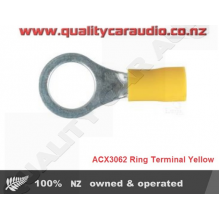 ACX3062 Ring Terminal Yellow