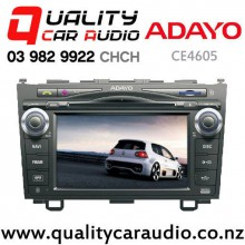 "Adayo CE4605 Honda CRV 2007 - 2010 7"" Navigation (incl Map) Bluetooth DVD USB AUX NZ Tuners with Easy Finance"