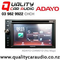 "ADAYO CE4M01D 6.2"" Navigation Bluetooth DVD USB  Head Unit with Easy LayBy"