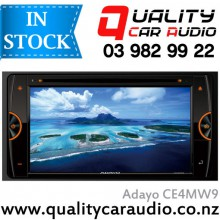 "ADAYO CE4MW9 2000 ON Toyota 6.75"" NAVIGATION (NOT Incl MAP) BLUETOOTH USB SD NZ TUNERS 2x Pre Outs With Easy LayBy"