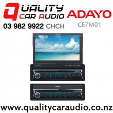 "ADAYO CE7M01 7"" Navigation (not incl Map) Bluetooth DVD USB AUX NZ Tuners Car Stereo with Easy Finance"