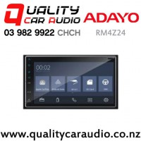Adayo RM4Z24 Apple CarPlay Android Auto Bluetooth MP3/WMA/JPEG Playback NZ Tuners Car Stereo with Easy Payments
