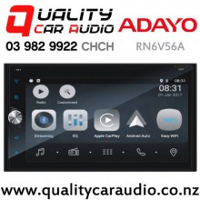 "Adayo RN6V56A Apple CarPlay Android Auto Android 6.0 Quad Core 6.75"" Bluetooth Navigation WiFi NZ Tuners with Easy Payments"