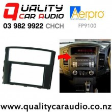 Aerpro FP9100 Stereo Facial Kit for Mitsubishi Pajero From 2006 with Easy Finance