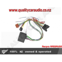 Aerpro AA53AU02 HARNESS AUDI ACTIVE SYSTEM ADAPTOR - Easy LayBy