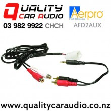 AERPRO AFD2AUX Auxiliary Input for Ford Falcon Territory 2002 to 2011 with Easy Finance