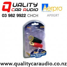Aerpro AP0GRT 0 Gauge Ring Terminal (2 pc) with Easy Payments