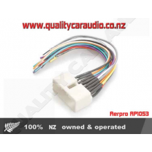 Aerpro AP1053 HARNESS FORD FALCON AU - Easy LayBy