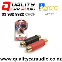 Aerpro AP622 Female to Female RCA Socket (2pc) with Easy Finance
