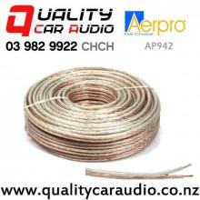 Aerpro AP942 12 Gauge 100m Roll Speaker Cable with Easy Finance