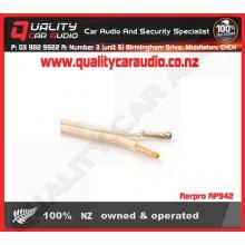 Aerpro AP942 12 gauge 100m roll speaker cable - Easy LayBy