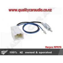 Aerpro APA75 AERIAL ADAPTOR LEAD TOYOTA - Easy LayBy