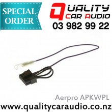Aerpro APKWPL PATCH LEAD KENWOOD SUITS APUCB - Easy LayBy