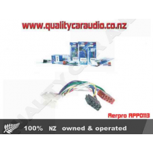 Aerpro APP0113 HARNESS ISO TO SUIT MITSUBISHI - Easy LayBy