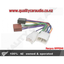 Aerpro APP0141 Toyota ISO Connector - Easy LayBy