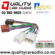 Aerpro APP0141 Toyota ISO Connector