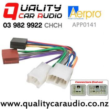 Aerpro APP0141 Toyota ISO Connector on
