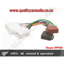 Aerpro APP051 HARNESS ISO TO FALCON EF-EL - Easy LayBy