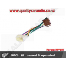 Aerpro APP071 HARNESS ISO TO HONDA 1999 ON - Easy LayBy