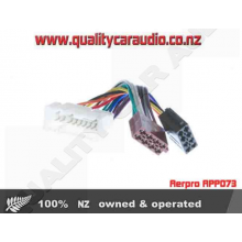 Aerpro APP073 HARNESS ISO TO NISSAN 2000 ON - Easy LayBy