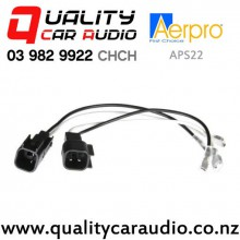 Aerpro APS22 Speaker Plugs for Ford Holden and Mazda with Easy Finance