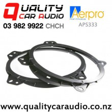 Aerpro APS333 Custom Speaker Spacers for Toyota Camry Front Doors (Pair) with Easy Finance
