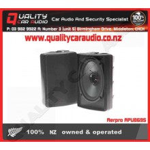 "Aerpro APUB69S 6x9"" 3 WAY 250W BOX SPEAKER - Easy LayBy"