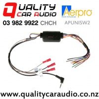 Aerpro APUNISW2 Universal Steering Wheel Control Interface with Easy Payments