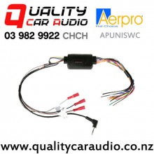Aerpro APUNISWC Universal Steering Wheel Control Adapter with Patch Lead with Easy Finance