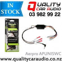 Aerpro APUNISWC Universal swc includes patch lead - Easy Layby