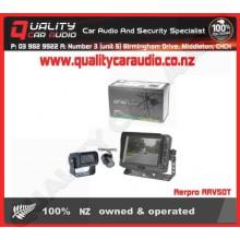 "Aerpro ARV50T 5"" rev.camera with trailer kit - Easy LayBy"