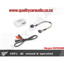 Aerpro AXFOX001 HARNESS AUX IN FOR FORD - Easy LayBy