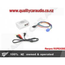 Aerpro AXPGX010 HARNESS AUX IN FOR CITROEN PEUGEOT - Easy LayBy