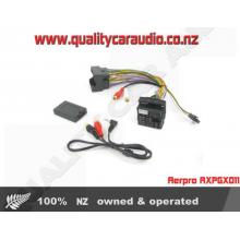 Aerpro AXPGX011 HARNESS AUX IN FOR CITROEN PEUGEOT - Easy LayBy