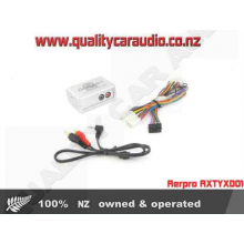 Aerpro AXTYX001 AUX IN FOR TOYOTA - Easy LayBy