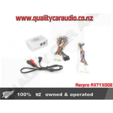 Aerpro AXTYX002 HARNESS AUX IN FOR TOYOTA - Easy LayBy