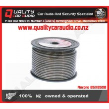 Aerpro BSX850B 8 awg p/cable 50m smoky grey - Easy LayBy