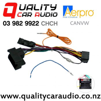 Aerpro CANVW Can-bus Adapter for Volkswage from 2004 to 2015 with Easy Payments