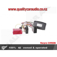 Aerpro CHAD06 CONTROL HARNESS A FOR AUDI - Easy LayBy