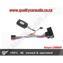 Aerpro CHBM5A CONTROL HARNESS A FOR BMW - Easy LayBy