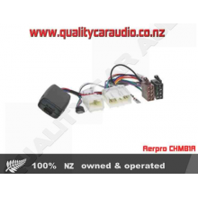 Aerpro CHMB1A CONTROL HARNESS A MITSUBISHI - Easy LayBy