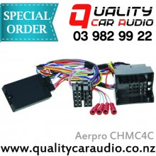 Aerpro CHMC4C CONTROL HARNESS C FOR MERCEDES with Easy LayBy