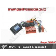 Aerpro CHMZ4C Steering Wheel Control Harness For Mazda - Easy LayBy