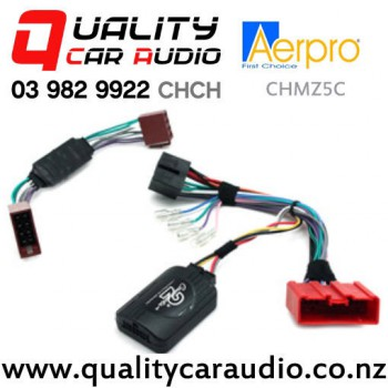 Aerpro CHMZ5C Steering Wheel Control Interface with Mazda MX5 from 2001 to 2013 with Easy Payments